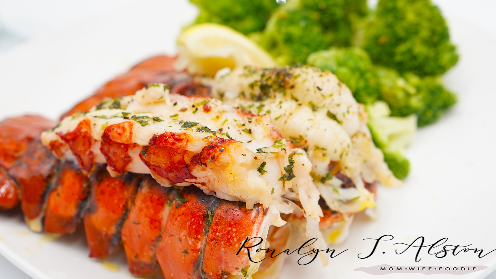 THE BEST EASY OVEN BAKED LOBSTER TAILS