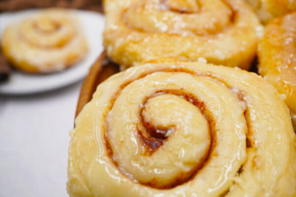 The best must have cinnamon rolls